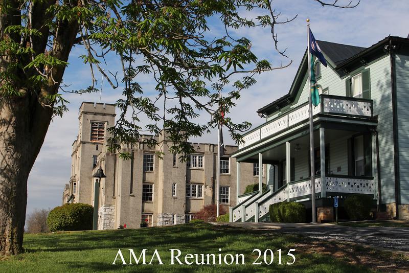 AMA Reunion 2015