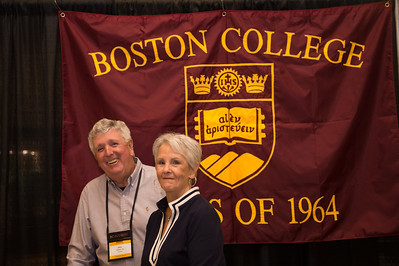 Reunion Weekend 2014 at Boston College.