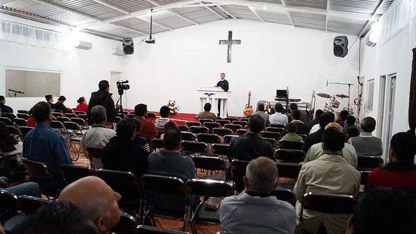 Iglesia, Viernes 11 de Diciembre, 2015