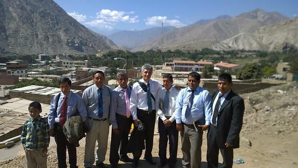 Misión Norte Chico, Perú
