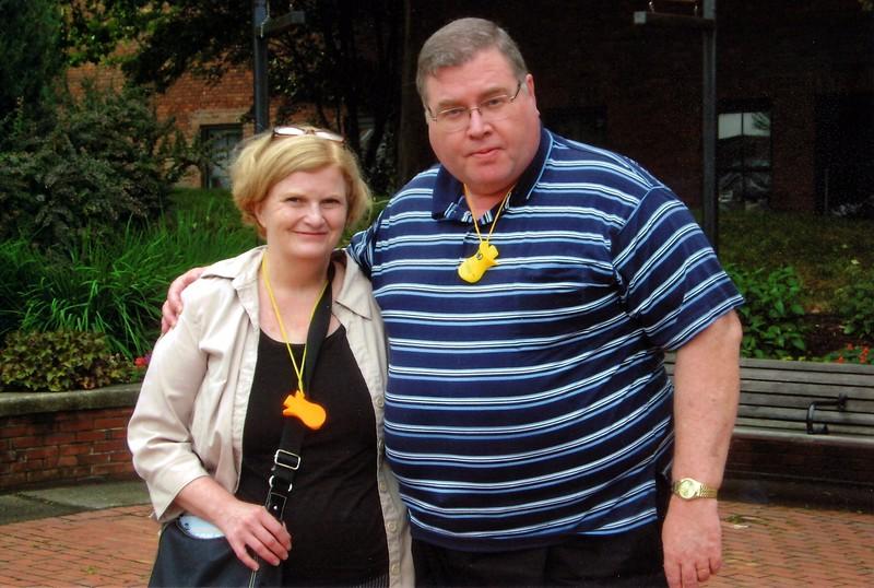 Bill & Rita Connell