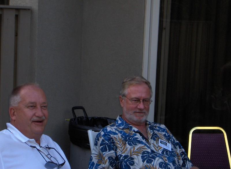 Chuck Missar & Ted VanAulen