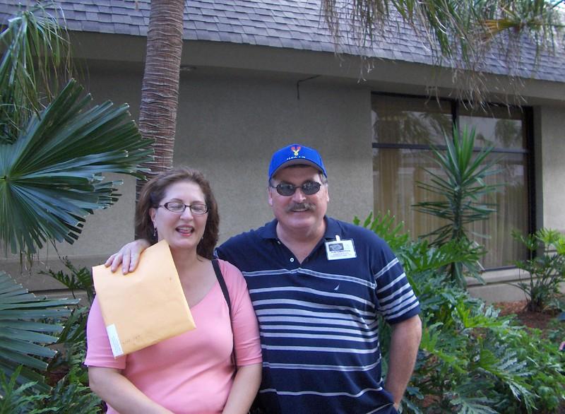 Tom & Becky Pimberton