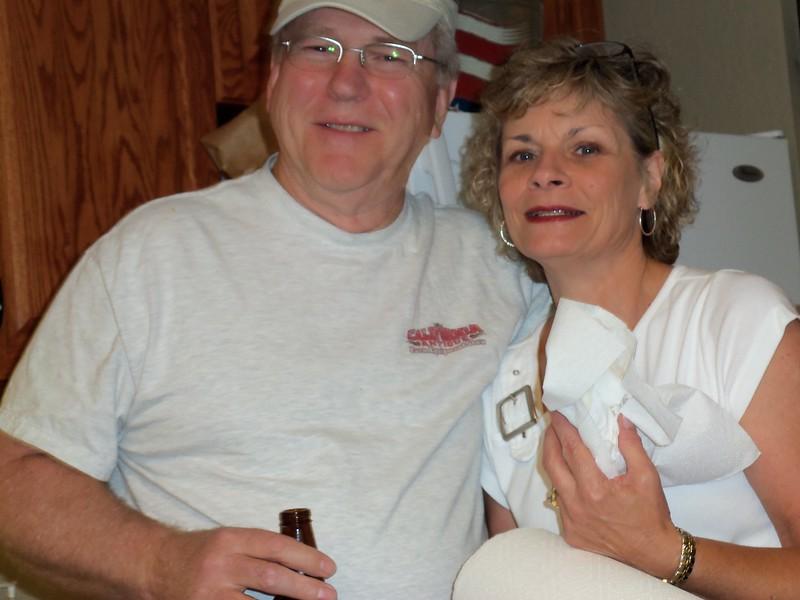 Dennis Silva & Karen VanAulen