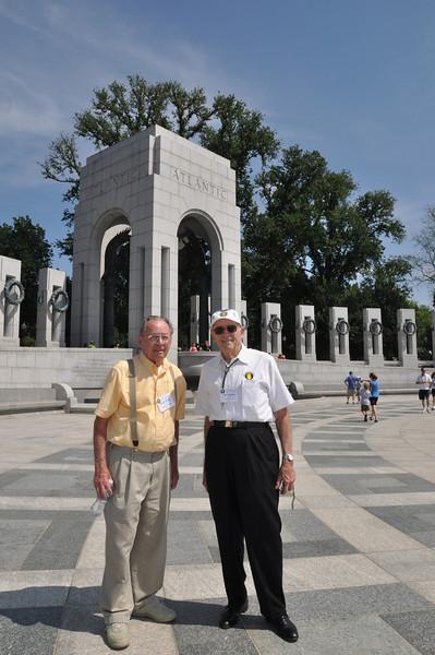 George Spayd (K-346) and Tom Burgess (A-345)