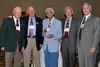 "John ""Mac"" MacAuliffe, Tom Stafford, Mitch Kaidy, George Watson, and Preston Durrer"