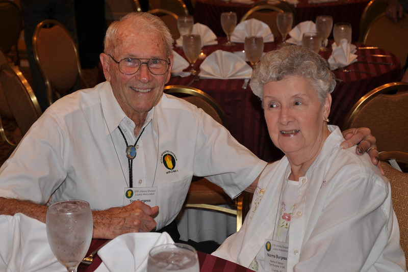Tom and Norma Burgess (A-345)