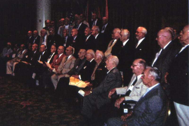 Veterans <br /> 87th Infantry Division Legacy Association Reunion in Washington, DC - August - 2009