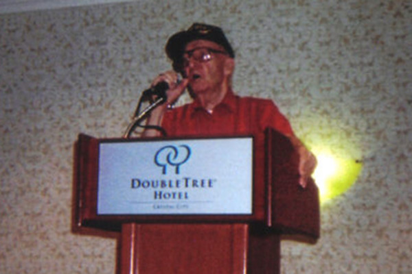 David Fitzgibbon, HQ-345 <br />  87th Infantry Division Legacy Association Reunion in Washington, DC - August - 2009