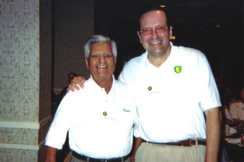 Manuel Prieto, H&S 312 Eng & Bob Brown,D-345