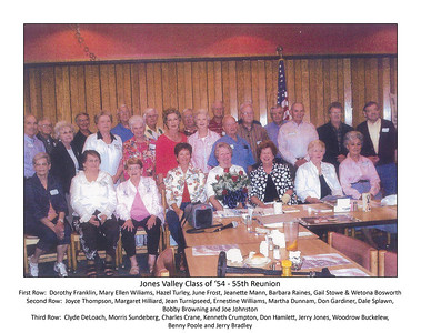 55th Year Reunion - 2009