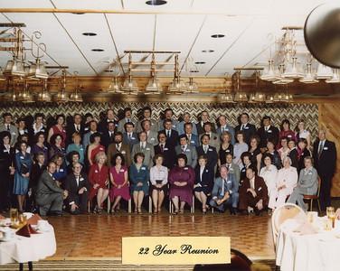 '58 - 22nd Year Reunion