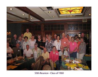 50th Reunion - 2010