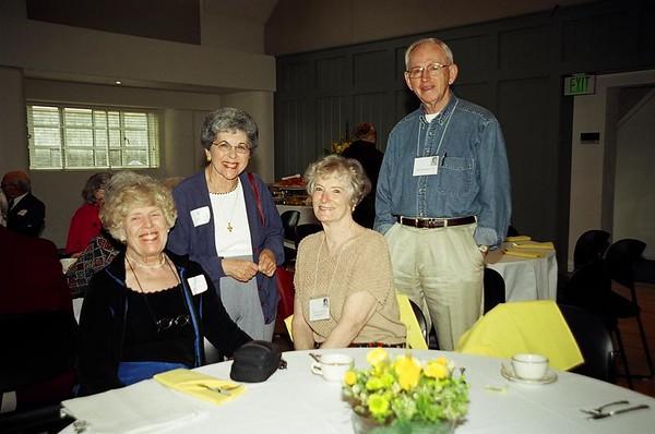Albany Society Breakfast 2005