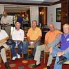 C. O. Lee 60-62, Dan Douglas 60-62, George O'Brian 60-62, Tommy Lee 62-64, Harold Dillingham 62-63