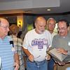 L-R Jack Goterba 61-63, Angelo Diana 59-62, Dan Douglas 60-62, Doug Babyak 61-63