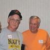 L-R Dick Stater 57-59, Harold Dillingham 62-63
