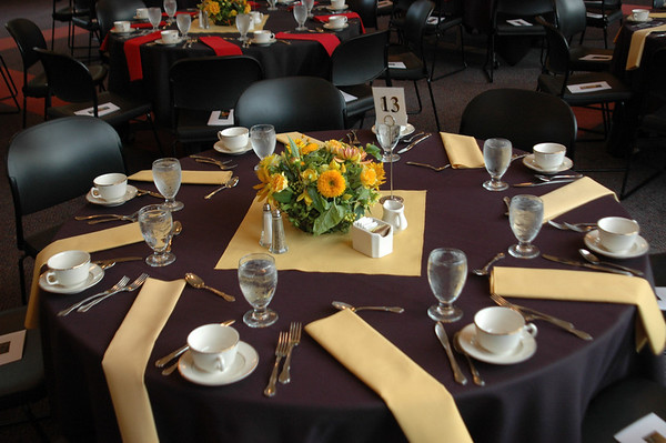 Alumni Honors Banquet - Alumni Weekend 2008