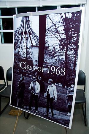 Class of 1968 - Alumni Weekend 2008