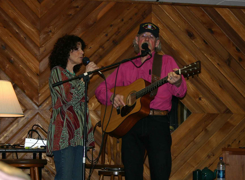Bonnie & Atz Kilcher Performing
