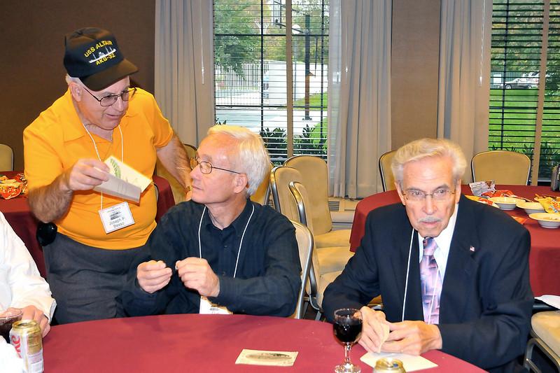 Joe Basso, Dan Douglas, & Al Carter