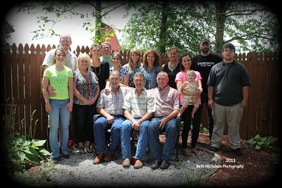 2013 Nicholson Family Reunion