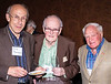 Dick Patterson, Jack Kyle and Eric Moss