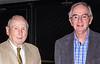 Bob Beggs and Bob Ross