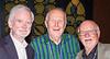 Bill Harker, John Leppik and Myron Rudiak