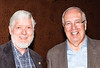 Ken Godfrey and John Burns