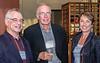 Ken Fadelle, Gary Getson, and Lisa Fincato