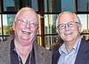 Vic Dantzer and Tom Harsasti