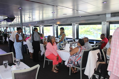 20180715 Simeon Class of 78 40th Reunion: Cruise on the Spirit of Chicago