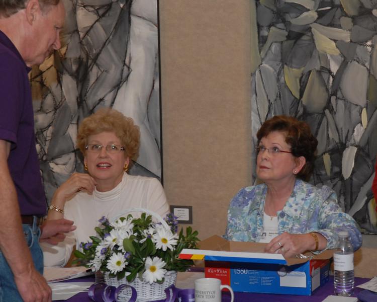 James Moore, Mary Ellen Rothe Moore, Belva Hodnett King