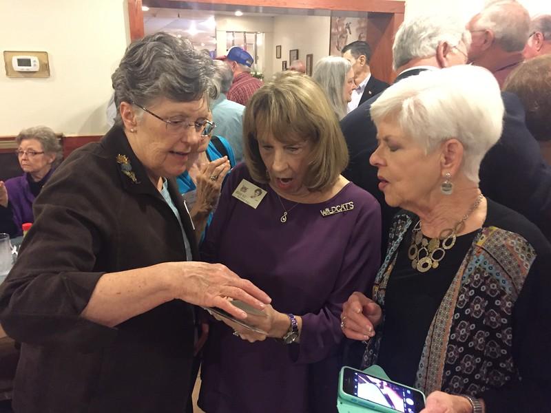 Diann, Pat & Linda