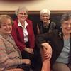 Sandra, JoAnn, Linda & Diann