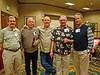 David Anderson, Dickson Haviland, Terry Reilly, Roy Poindexter, Doug Kiesau