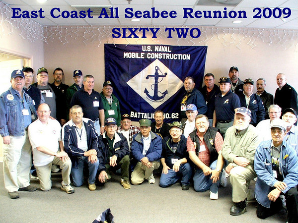 All East Coast Seabee Reunion 2009 Hampton