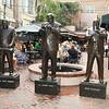 Jazz statues 59