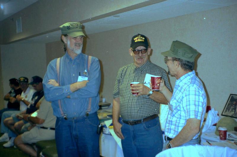 Davis, Horn, And Boyd.