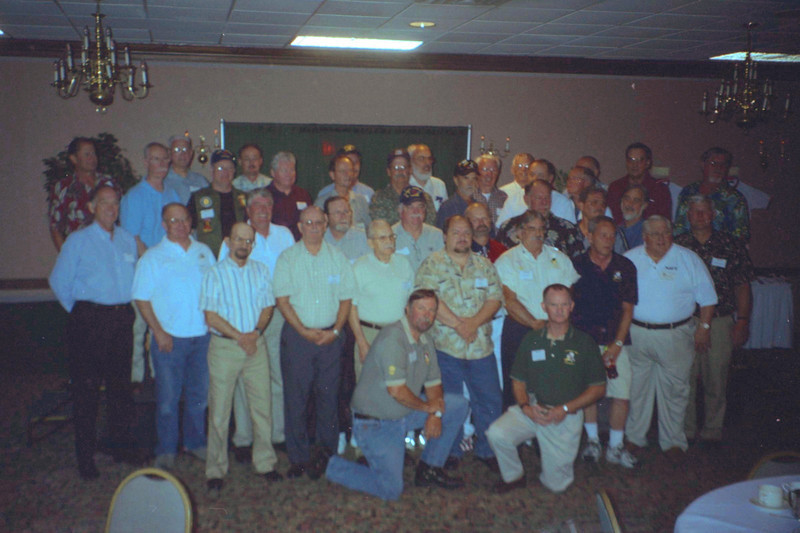 Male Attendees At Branson.