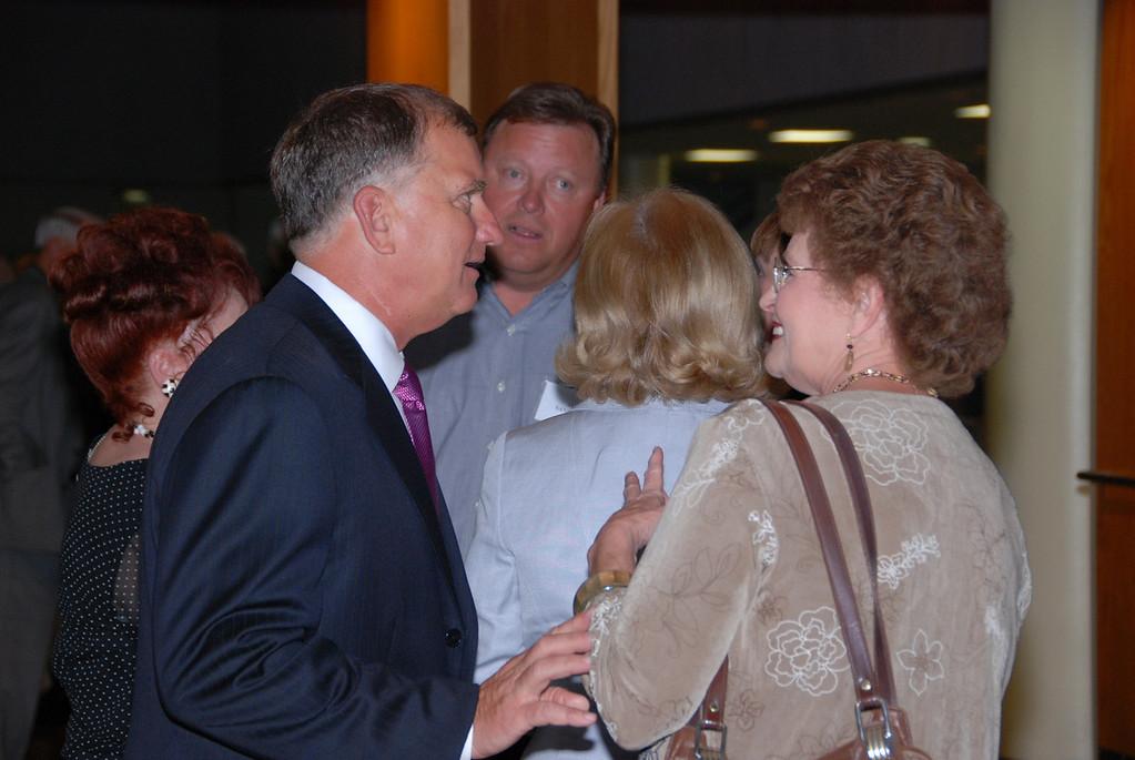 Bob Roper (63) and Judy O'Quinn (60)