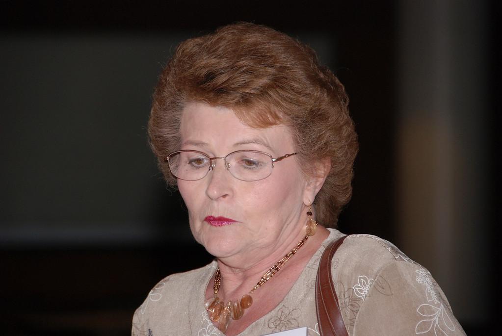 Judy O'Quinn, Class of 60