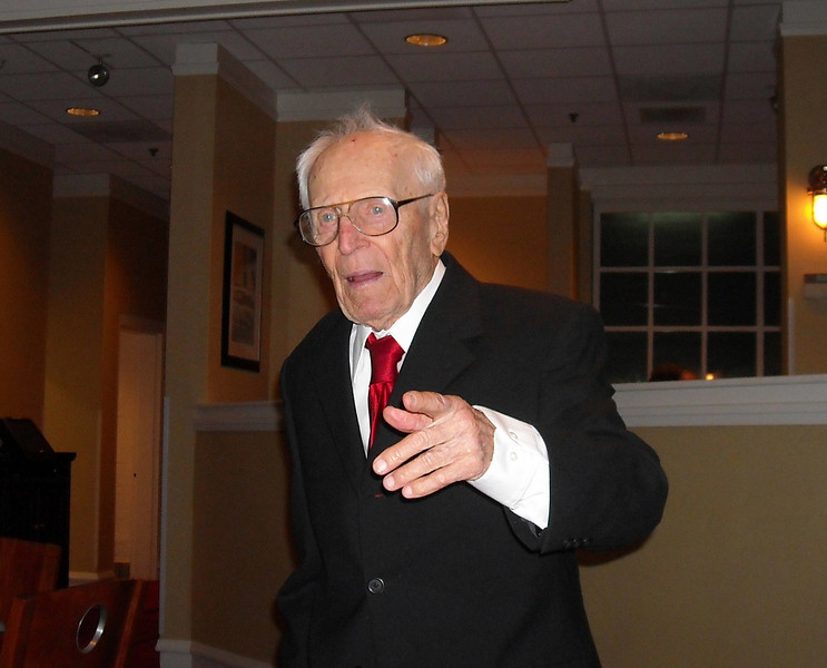 Snuffy who served on Iwo Jima.