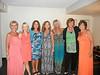 Marilyn Palmore, Kelcey Hall, Karen Yoder, Patti Thomas, Lucia Churches, Nancy Patton, Debra Petkovich