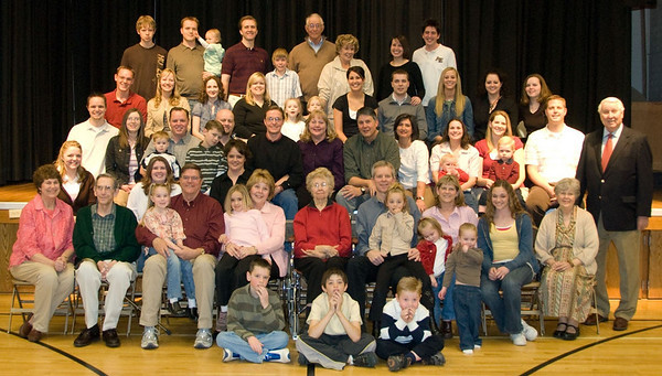Grandma Baird's 80th Birthday Party, March 2008
