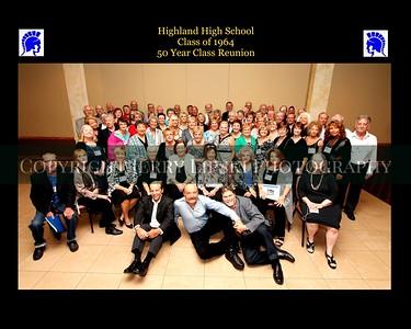 HHS Trojans - Class of 1964