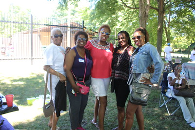 20160709 Hall/Turley 2016 Family Barbeque