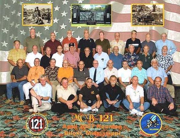MCB-121 (2007) Men