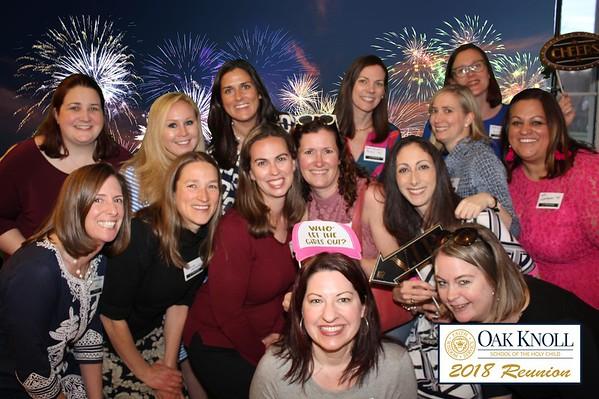 Oak Knoll School Reunion 2018